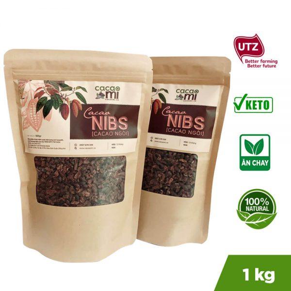 Cacao-NIbs-1kg