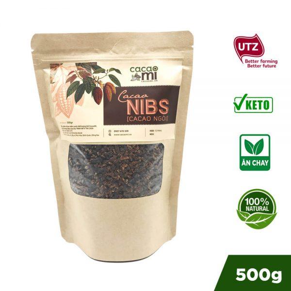 Cacao Nibs (Cocoa Nibs)