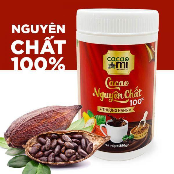Horeca Bot Cacao Nguyen chat Thuong Hang hu 250G 1