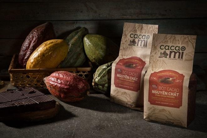 CacaoMi Đại lý phân phối bột cacao nguyên chất