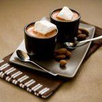 cach pha cacao nong