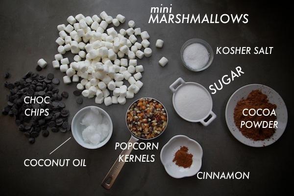 Nguyên liệu làm bắp ra bơ vị cacao