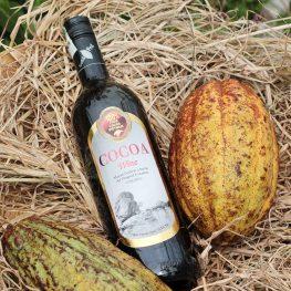 rượu vang cacao