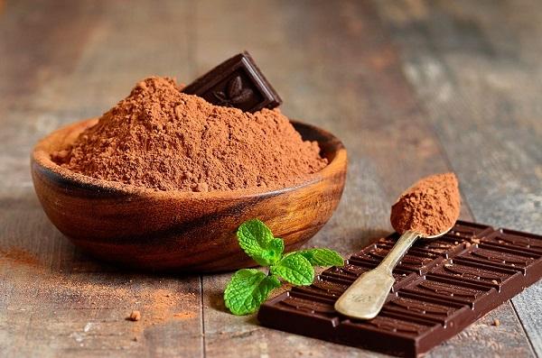Cacao có nhiều tác dụng đối với sức khỏe