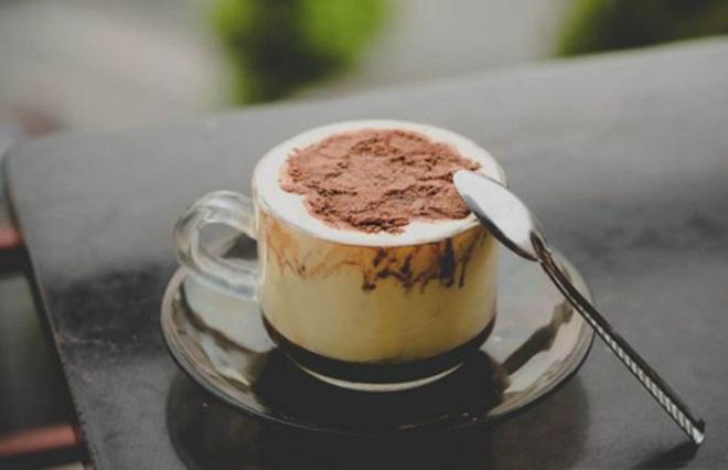 Cách làm cacao trứng thơm ngon